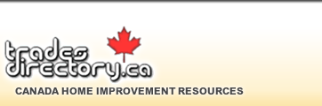 Home improvement and renovation contractors, trade professionals, vendors and suppliers across Canada
